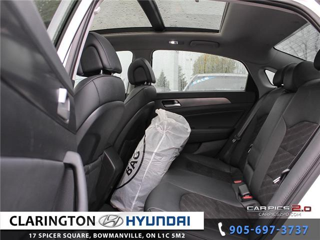 2016 Hyundai Sonata Sport Tech (Stk: 18472B) in Clarington - Image 18 of 27