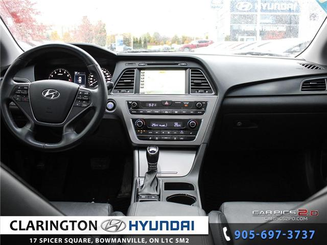 2016 Hyundai Sonata Sport Tech (Stk: 18472B) in Clarington - Image 19 of 27