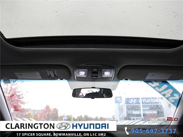 2016 Hyundai Sonata Sport Tech (Stk: 18472B) in Clarington - Image 20 of 27