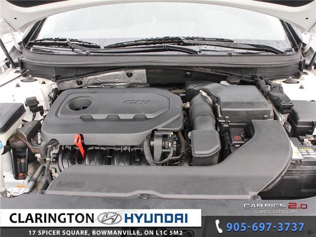 2016 Hyundai Sonata Sport Tech (Stk: 18472B) in Clarington - Image 22 of 27