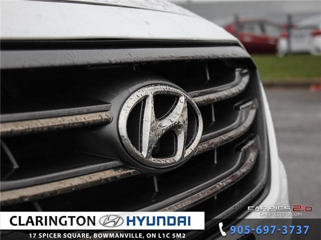 2016 Hyundai Sonata Sport Tech (Stk: 18472B) in Clarington - Image 23 of 27