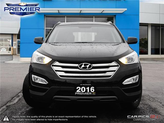 2016 Hyundai Santa Fe Sport 2.4 Base (Stk: 188105A) in Windsor - Image 2 of 27