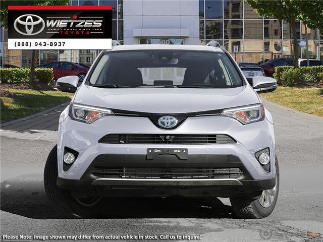 2018 Toyota RAV4 AWD Hybrid Limited (Stk: 67635) in Vaughan - Image 2 of 22