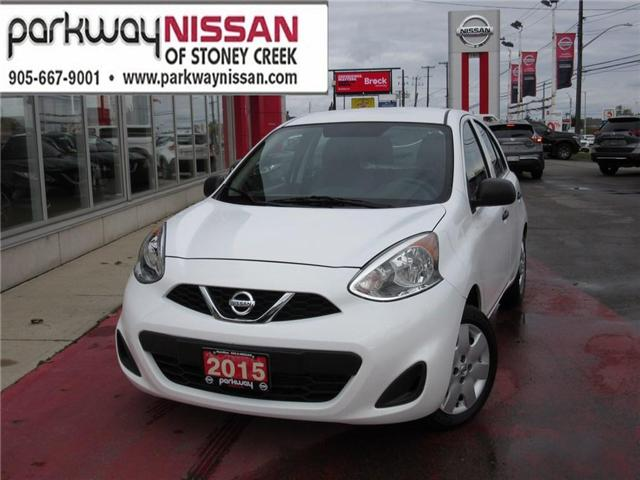 2015 Nissan Micra S (Stk: N18247A) in Hamilton - Image 1 of 18