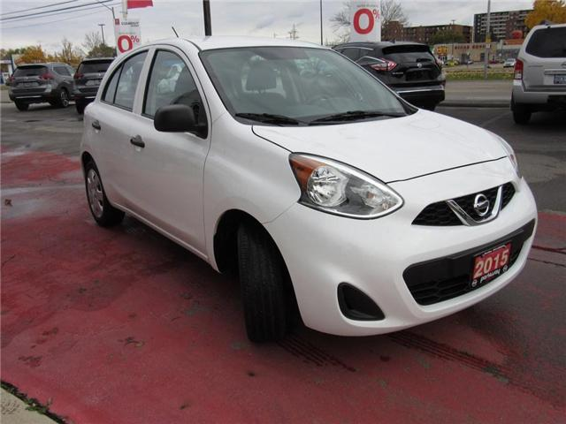 2015 Nissan Micra S (Stk: N18247A) in Hamilton - Image 5 of 18