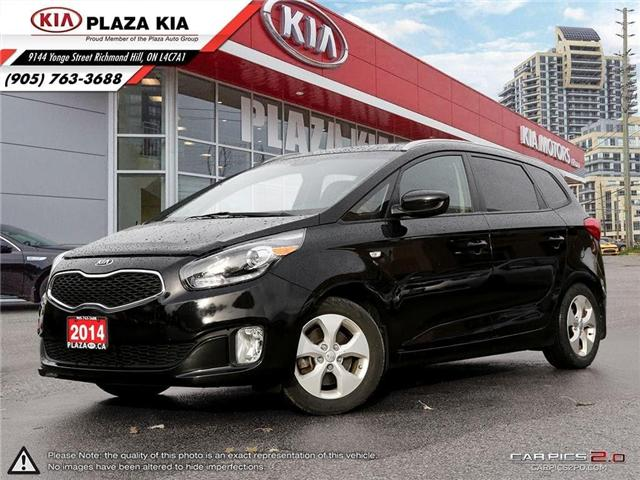 2014 Kia Rondo  (Stk: 6482A) in Richmond Hill - Image 1 of 27