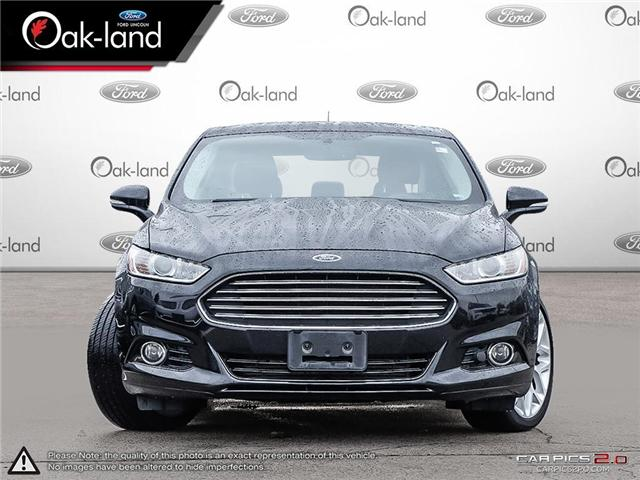 2014 Ford Fusion Titanium (Stk: A3021A) in Oakville - Image 2 of 28