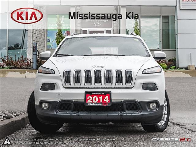 2014 Jeep Cherokee North (Stk: SD19038T) in Mississauga - Image 2 of 26