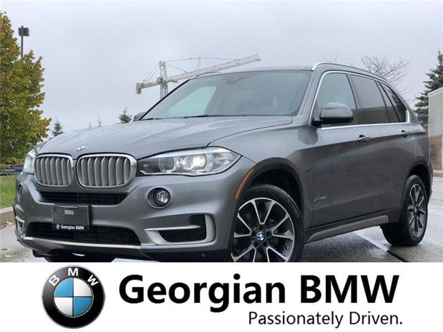 2016 BMW X5 xDrive35i (Stk: B18421T1) in Barrie - Image 1 of 21