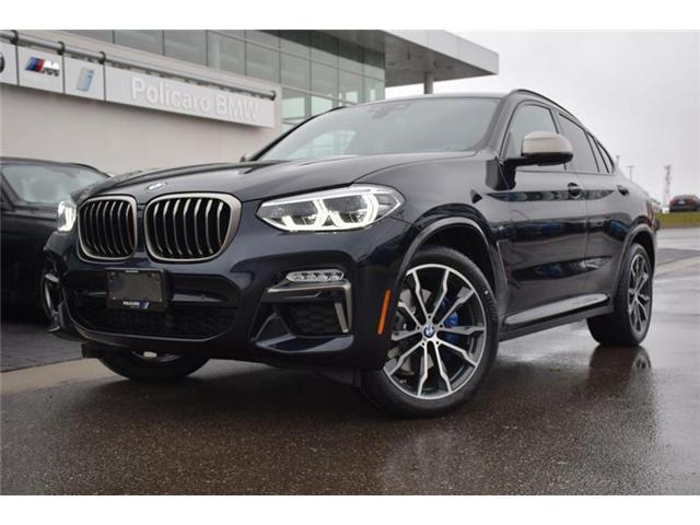 2019 BMW X4 M40i (Stk: 9J62696) in Brampton - Image 1 of 12