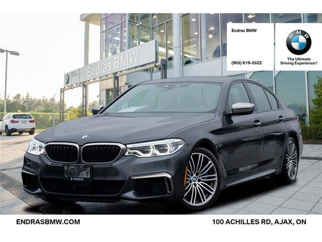 2018 BMW M550i xDrive (Stk: P5652) in Ajax - Image 1 of 22