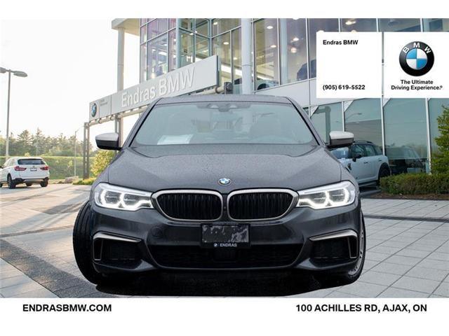2018 BMW M550i xDrive (Stk: P5652) in Ajax - Image 2 of 22
