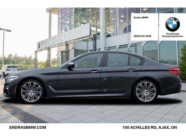 2018 BMW M550i xDrive (Stk: P5652) in Ajax - Image 3 of 22