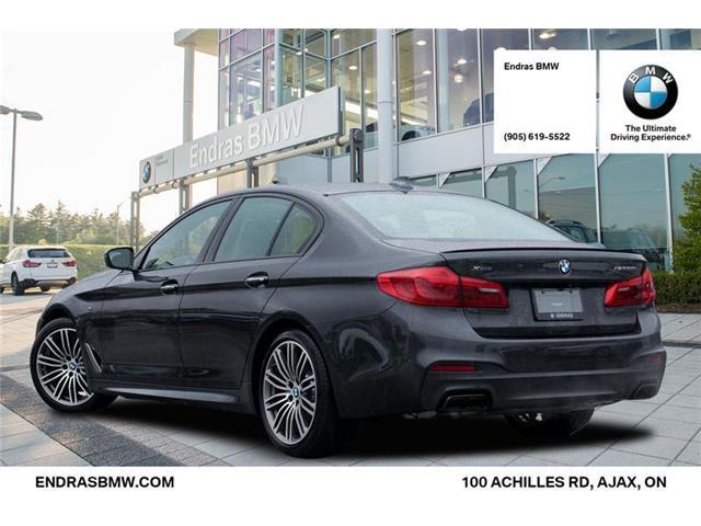 2018 BMW M550i xDrive (Stk: P5652) in Ajax - Image 4 of 22