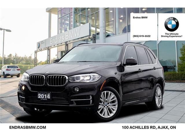2014 BMW X5 35i (Stk: P5653) in Ajax - Image 1 of 22