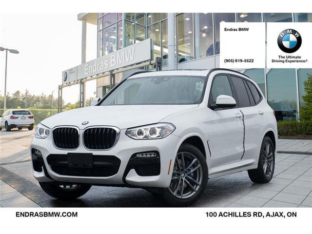 2019 BMW X3 xDrive30i (Stk: 35354) in Ajax - Image 1 of 22