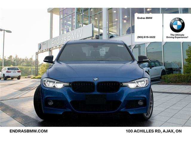 2018 BMW 330i xDrive (Stk: 35362) in Ajax - Image 2 of 22