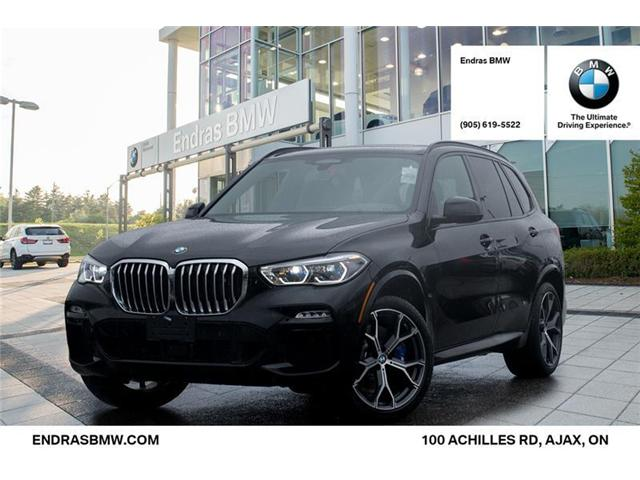 2019 BMW X5 xDrive40i (Stk: 52414) in Ajax - Image 1 of 22
