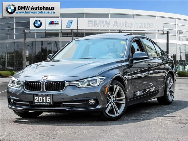 2016 BMW 320i xDrive (Stk: P8301) in Thornhill - Image 1 of 31