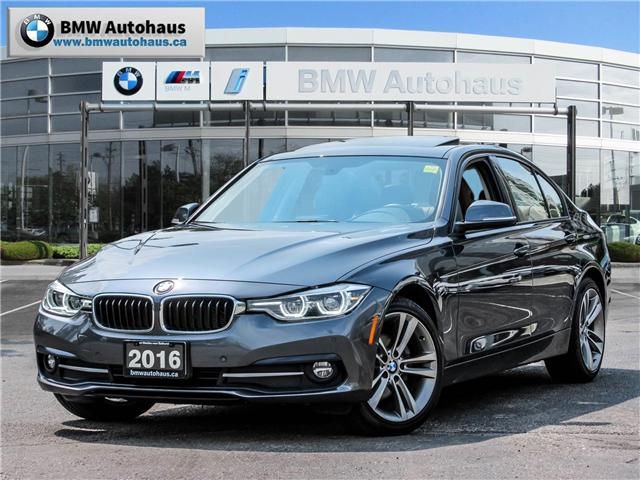 2016 BMW 320i xDrive (Stk: P8301) in Thornhill - Image 2 of 31