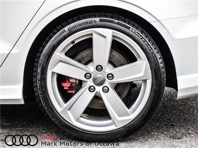 2018 Audi S3 2.0T Progressiv (Stk: 91450A) in Nepean - Image 7 of 27