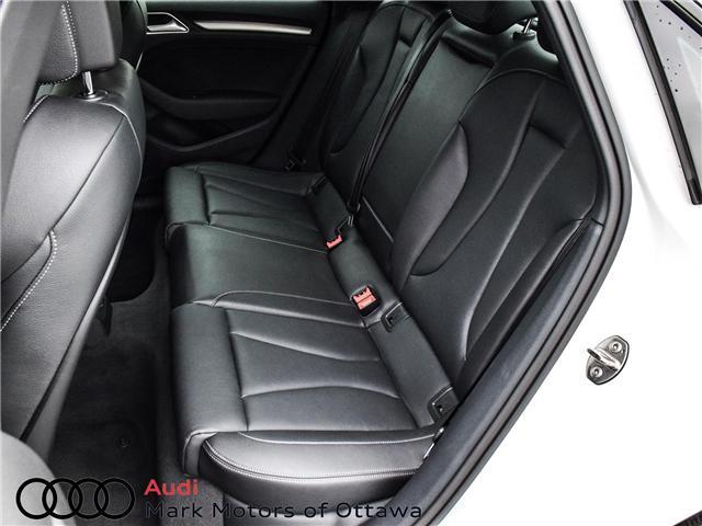 2018 Audi S3 2.0T Progressiv (Stk: 91450A) in Nepean - Image 11 of 27