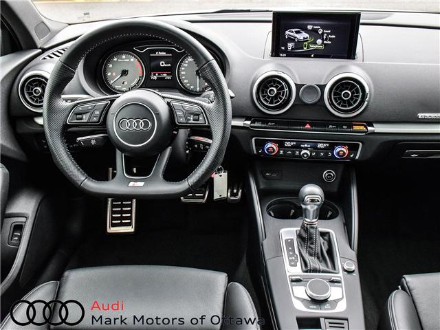 2018 Audi S3 2.0T Progressiv (Stk: 91450A) in Nepean - Image 14 of 27