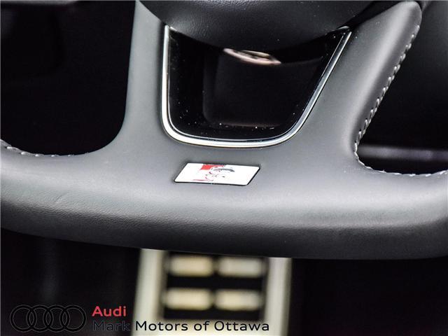 2018 Audi S3 2.0T Progressiv (Stk: 91450A) in Nepean - Image 16 of 27