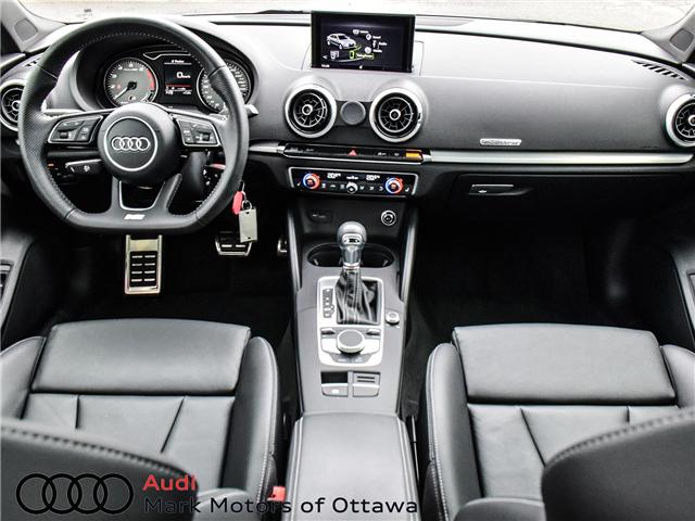 2018 Audi S3 2.0T Progressiv (Stk: 91450A) in Nepean - Image 24 of 27