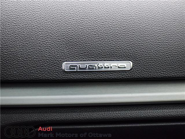 2018 Audi S3 2.0T Progressiv (Stk: 91450A) in Nepean - Image 25 of 27