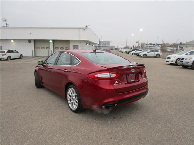 2013 Ford Fusion Titanium (Stk: 1836631) in Regina - Image 2 of 34
