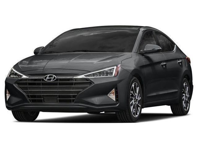2019 Hyundai Elantra Luxury (Stk: 776117) in Whitby - Image 1 of 3