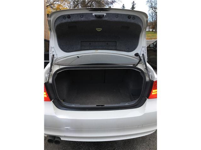2011 BMW 323i  (Stk: -) in Cobourg - Image 7 of 17