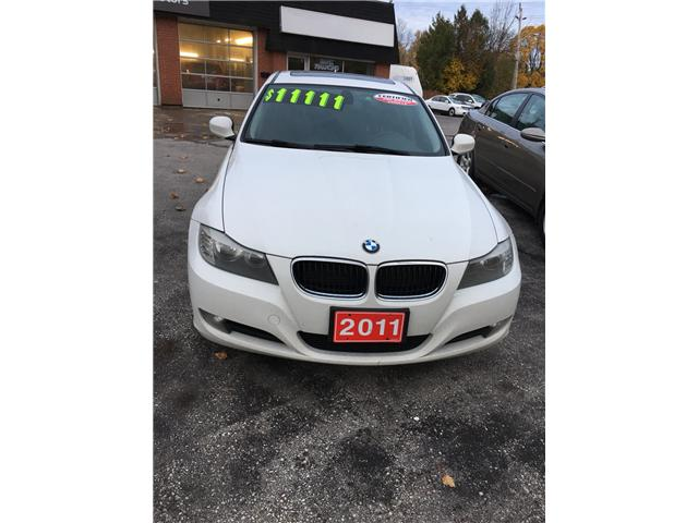 2011 BMW 323i  (Stk: -) in Cobourg - Image 1 of 17