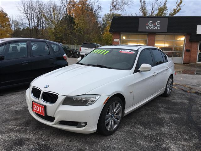 2011 BMW 323i  (Stk: -) in Cobourg - Image 2 of 17