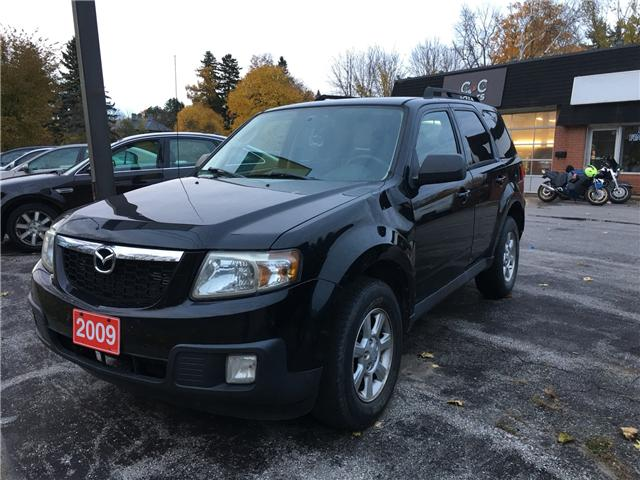 2009 Mazda Tribute GX I4 (Stk: -) in Cobourg - Image 1 of 8