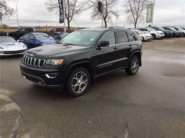 2018 Jeep Grand Cherokee Limited (Stk: 18GH3388) in Devon - Image 1 of 17