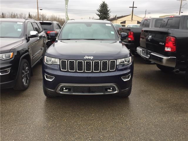 2018 Jeep Grand Cherokee Limited (Stk: 18GH5495) in Devon - Image 2 of 10