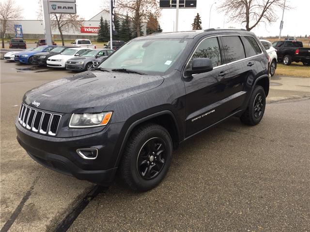 2014 Jeep Grand Cherokee Laredo (Stk: 19CK0742A) in Devon - Image 1 of 17