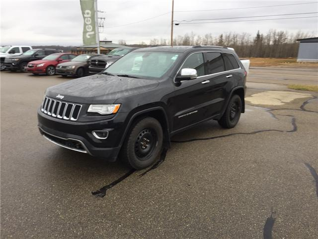 2015 Jeep Grand Cherokee Limited (Stk: PW0109A) in Devon - Image 1 of 15