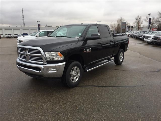 2018 RAM 3500 SLT (Stk: 18R35527) in Devon - Image 1 of 14