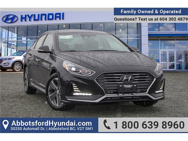 2018 Hyundai Sonata Hybrid Limited (Stk: JS087019) in Abbotsford - Image 1 of 27