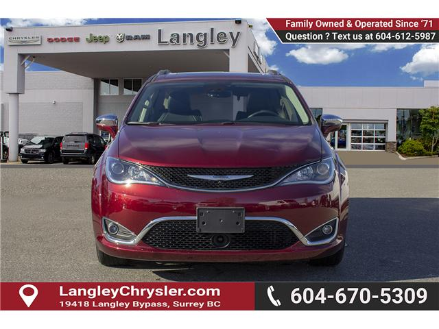 2018 Chrysler Pacifica Limited (Stk: EE898860) in Surrey - Image 2 of 25