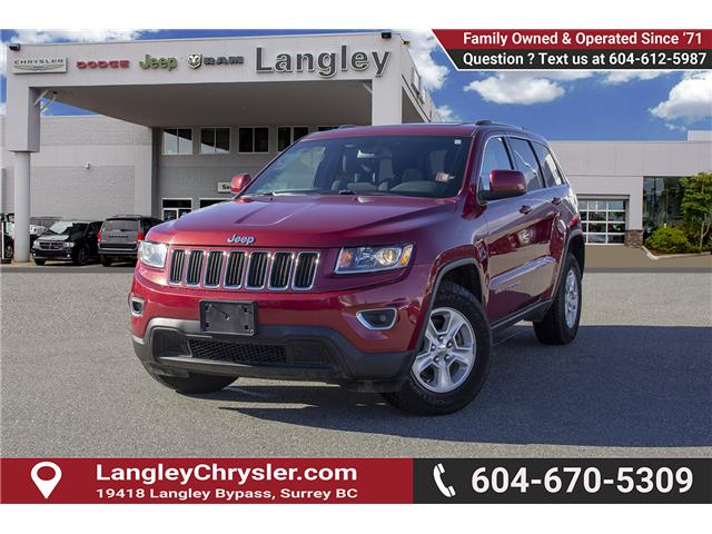 2015 Jeep Grand Cherokee Laredo (Stk: J292763A) in Surrey - Image 3 of 23