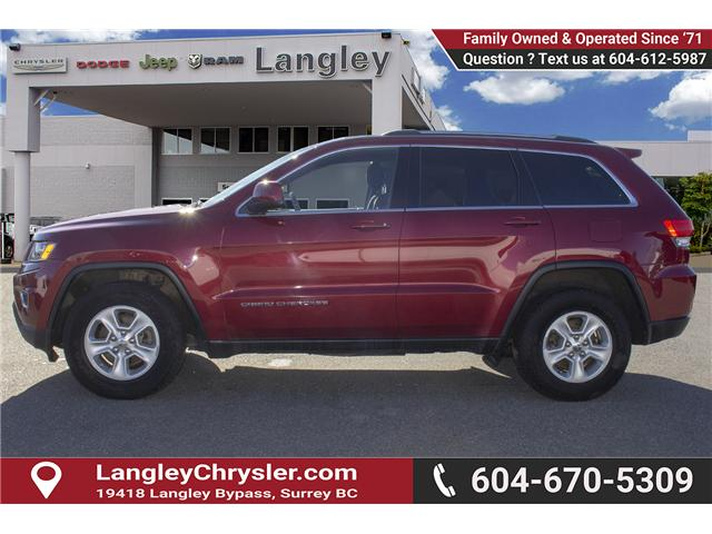2015 Jeep Grand Cherokee Laredo (Stk: J292763A) in Surrey - Image 4 of 23