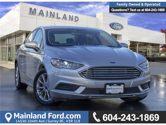 2017 Ford Fusion SE (Stk: P9306) in Surrey - Image 1 of 26