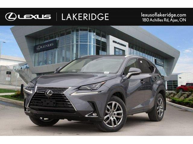 2019 Lexus NX 300 Base (Stk: L19111) in Toronto - Image 1 of 25