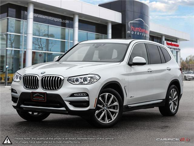 2018 BMW X3 xDrive30i (Stk: 18HMS695) in Mississauga - Image 1 of 27