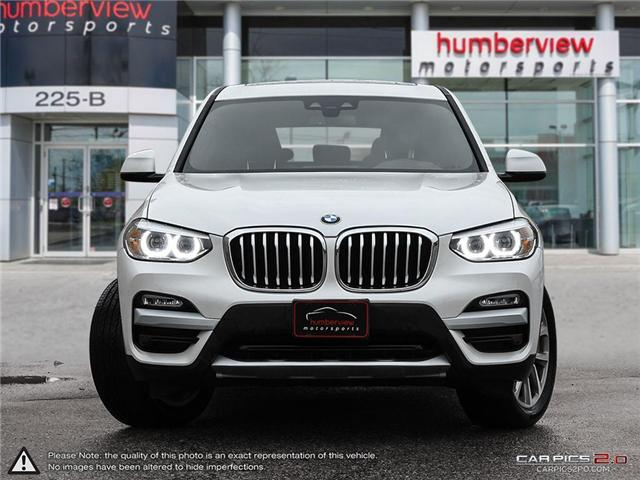2018 BMW X3 xDrive30i (Stk: 18HMS695) in Mississauga - Image 2 of 27