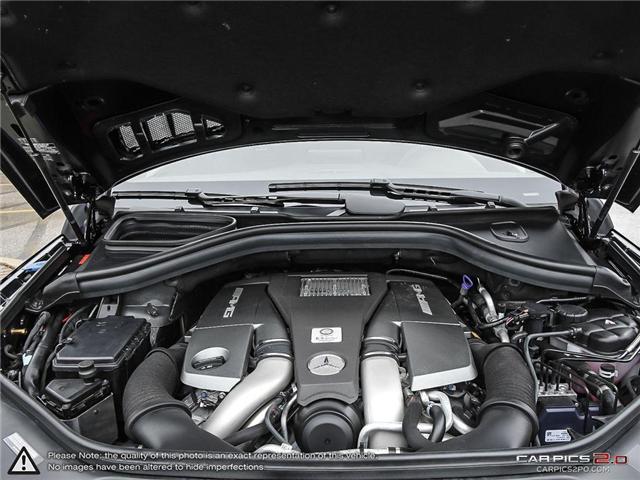 2018 Mercedes-Benz AMG GLS 63 Base (Stk: 18MSX693) in Mississauga - Image 8 of 27